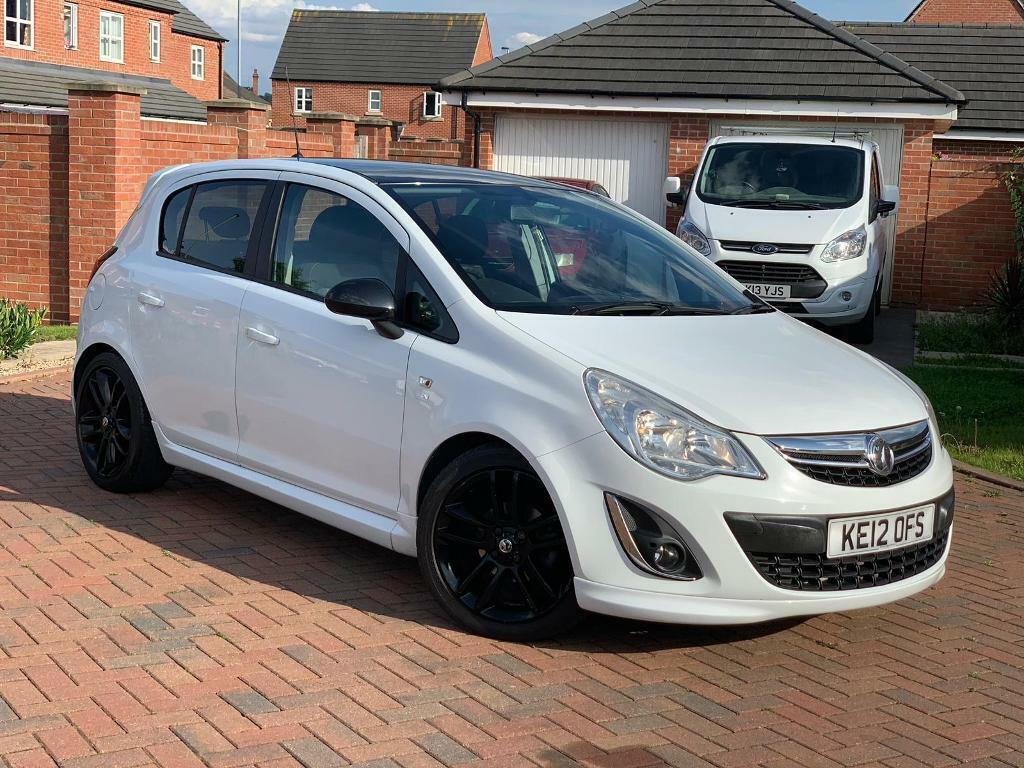 Vauxhall corsa Limited addition 1 2 5 door | in Littleover, Derbyshire |  Gumtree