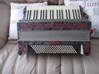 Carlo Carsini accordian, accordion 120 bass