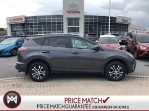 2016 Toyota RAV4 NICELY EQUIPPED,GREAT VALUE! CLEAN CARPROOF!