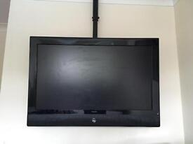 Neon 37 inch TVs & DVD Combi Working