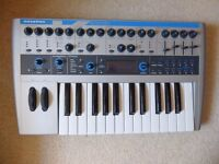 Novation K-Station analogue synthesizer keyboard for sale
