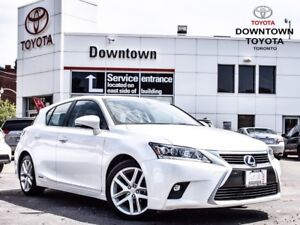 2016 Lexus CT 200h 1 OWNER | LEATHER | BLUETOOTH | MOONROOF