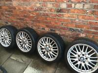 """18"""" alloy wheels for BMW"""