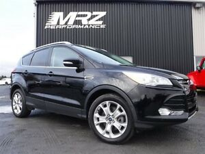 2016 Ford Escape Titanium - AWD - FULL - Cuir - Toit - GPS - PRÊ