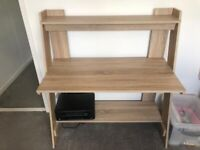 Desk - still for sale as no one collected