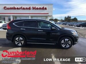 2016 Honda CR-V Touring  - Low Mileage