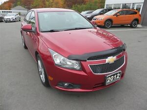 2012 Chevrolet Cruze LTZ Turbo *Leather! *Heated Seats! *Remote
