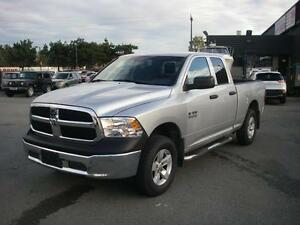 2013 Dodge RAM 1500 ST Quad Cab Short Box 4WD