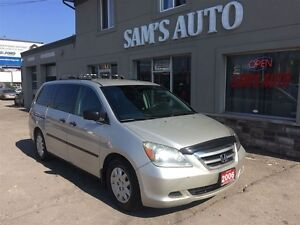 2006 Honda Odyssey LX AS-IS