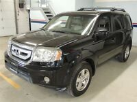 2011 Honda Pilot EX-L !!! LEATHER, SUNROOF, 8 PASSENGERS, CAMERA