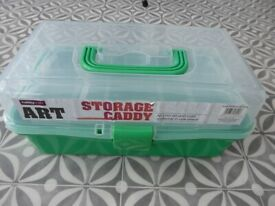 Hobbycraft Art Storage Caddy