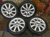 """Vauxhall 16"""" alloy wheels"""