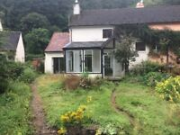 Fantastic Opportunity - Renovation Project in beautiful location in the Scottish Highlands