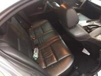 Bmw E60 leather seats with door card interior 530d msport