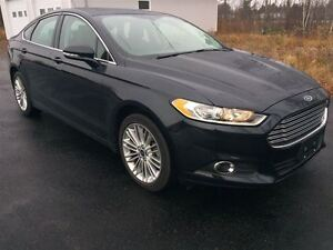 2014 Ford Fusion SE/ALL WHEEL DRIVE/LEATHER/NAVIGATION/POWER MOO