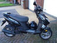 boation rebal 125cc spare or repair