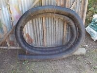 Electrical Ducting Pipe (6 inch diameter) - approx 30ft