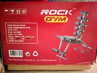 Rockgym chair