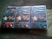 For Sale - Complete Set of The Thorn Birds VHS.