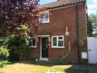 2 Bedroom house in farncombe with large garden for house/bungalow in Pulborough/Storrington area.