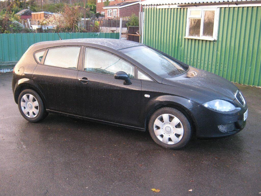 2005 Seat Leon 1.9 TDI Reference.FSH.Long MOT.P/X welcome.