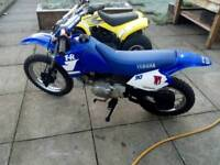 Yamaha ttr90 or swap for ktm 65