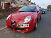 2009 Alfa Romeo MITO 1.6 Diesel £2950!!!