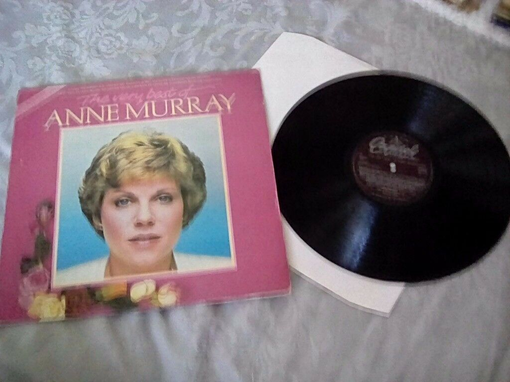 ANNE MURRAY THE BEST OF ALBUM