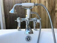 Traditional bath & shower mixer taps