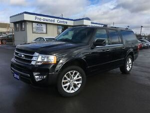 2016 Ford Expedition Max Limited 4WD