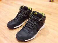 Nike Dunk High Boots uk 11 Blue