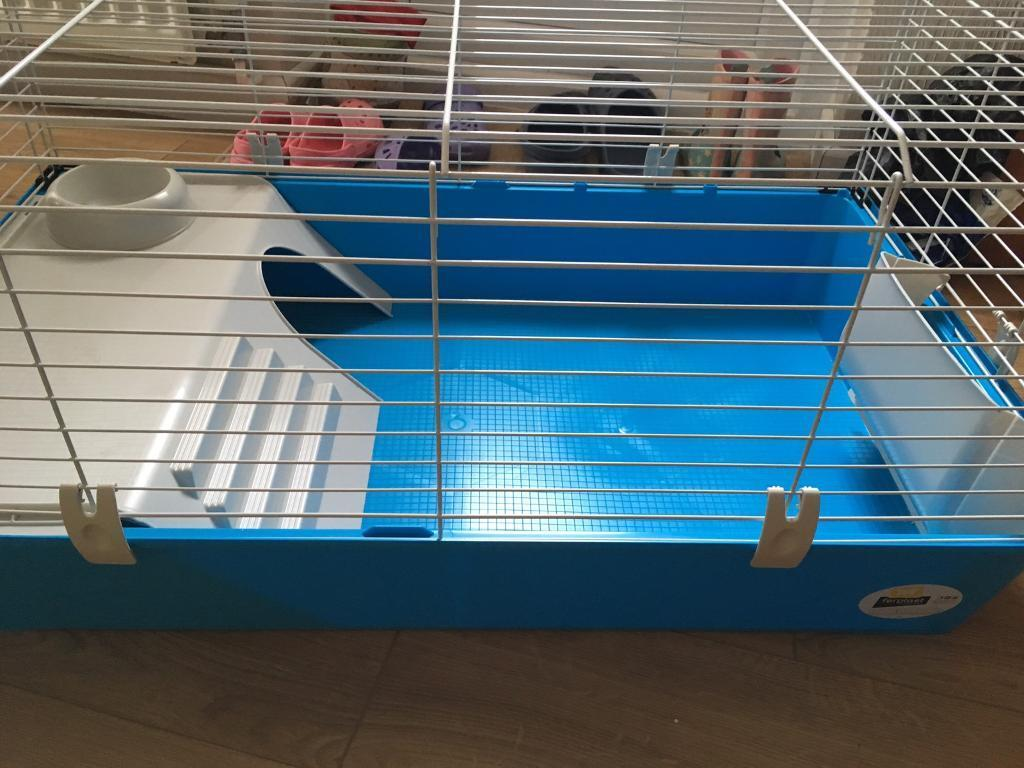Ferplast small animal cage suitable for rabbit | in Royal Wootton ...