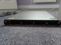 QNAP TS412U NAS/NVR 8TB (4x 2TB) Hard Drives Installed for sale  Sible Hedingham, Essex