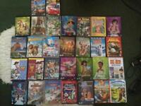 Kids classic and new Disney dvds