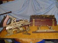 STANLEY No. 55 COMBINATION PLANE