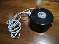 Marpac Dohm Classic White Noise Sound Machine BLACK Serious Sleep VGC RRP £60