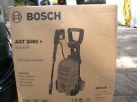NEW BOSCH PRESSURE WASHER AQT 3400