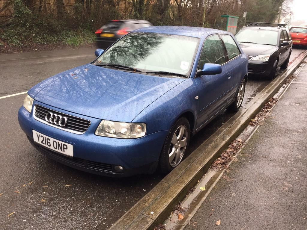 audi a3 1 8t 20vt quattro low mileage in bedwas caerphilly gumtree. Black Bedroom Furniture Sets. Home Design Ideas