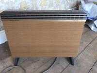 Retro electric heater