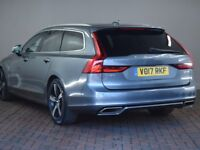 VOLVO V90 2.0 D4 R DESIGN 5DR GEARTRONIC Auto (grey) 2017