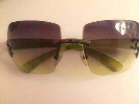 Chanel rimless women sunglasses 4039