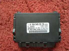 Mercedes-Benz Parking Control Module - A 164-545-33-16