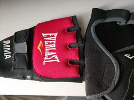 Everlast MMA Evergel Hand Wraps UFC Martial Arts Training Gloves