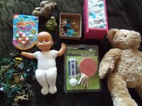Collection of children's toys – mostly brand new – job lot for £6 the lot