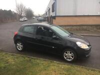 2008/57 Renault Clio extreme 1.2✅ALLOYS✅CLEAN BLACK✅IDEAL FIRST CAR✅