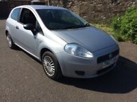 2007 fiat punto active-1242cc.3door hatchback.*low mileage*