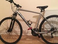 Specialized crosstrail sport disc 2014