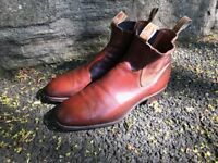 Original R.M. Williams (from Melbourne) Boots - Size 10 (UK)