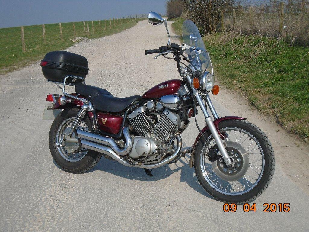 Yamaha xv535 virago for sale united kingdom gumtree for Yamaha clp 535 for sale