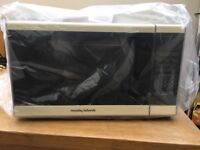 Morphy Richards Microwave - Low Wattage suitable for caravans / motorhomes / camping